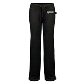 ENZA Ladies Black Fleece Pant-Invent. Improve. Inspire.