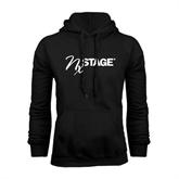 Black Fleece Hoodie-