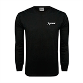 NxStage Black Long Sleeve TShirt-