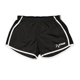 NxStage Ladies Black/White Team Short-