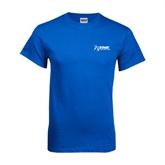 Royal T Shirt-Invent. Improve. Inspire.