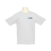 NxStage Youth White T Shirt-