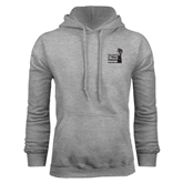 Grey Fleece Hoodie-Take Control of Your Dialysis