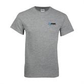Grey T Shirt-Invent. Improve. Inspire.