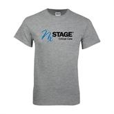Grey T Shirt-Critical Care