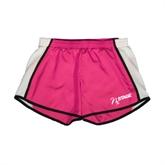 NxStage Ladies Fuchsia/White Team Short-