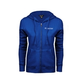 ENZA Ladies Royal Fleece Full Zip Hoodie-Medisystems