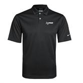 Nike Dri Fit Black Pebble Texture Sport Shirt-
