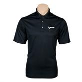 Nike Golf Dri Fit Black Micro Pique Polo-