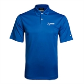 NxStage Nike Dri Fit Royal Pebble Texture Sport Shirt-