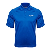 Royal Textured Saddle Shoulder Polo-Invent. Improve. Inspire.
