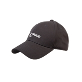 Charcoal Heavyweight Twill Pro Style Hat-