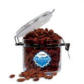 NxStage Almond Bliss Round Canister-