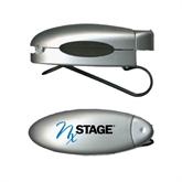 Silver Bullet Clip Sunglass Holder-