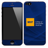 iPhone 5/5s/SE Skin-NYIT College of Osteopathic Medicine - Horizontal