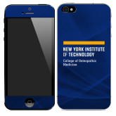 iPhone 5/5s/SE Skin-NYIT College of Osteopathic Medicine - Horiontal