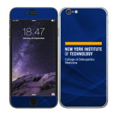 iPhone 6 Skin-NYIT College of Osteopathic Medicine - Horiontal