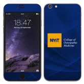 iPhone 6 Plus Skin-NYIT College of Osteopathic Medicine - Horizontal