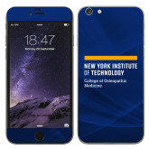 iPhone 6 Plus Skin-NYIT College of Osteopathic Medicine - Horiontal