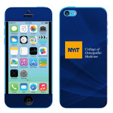 iPhone 5c Skin-NYIT College of Osteopathic Medicine - Horizontal