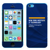 iPhone 5c Skin-NYIT College of Osteopathic Medicine - Horiontal