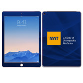 iPad Air 2 Skin-NYIT College of Osteopathic Medicine - Horizontal