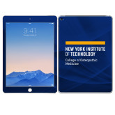 iPad Air 2 Skin-NYIT College of Osteopathic Medicine - Horiontal