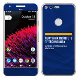 Google Pixel Skin-NYIT College of Osteopathic Medicine - Horiontal
