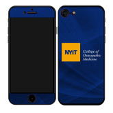 iPhone 7/8 Skin-NYIT College of Osteopathic Medicine - Horizontal