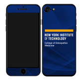 iPhone 7/8 Skin-NYIT College of Osteopathic Medicine - Horiontal