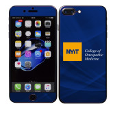 iPhone 7/8 Plus Skin-NYIT College of Osteopathic Medicine - Horizontal