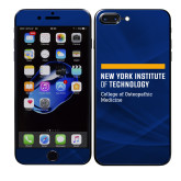 iPhone 7/8 Plus Skin-NYIT College of Osteopathic Medicine - Horiontal