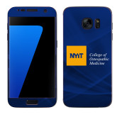 Samsung Galaxy S7 Skin-NYIT College of Osteopathic Medicine - Horizontal