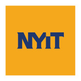 Medium Decal-NYIT Logo, 8 inches wide