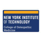 Medium Decal-NYIT College of Osteopathic Medicine - Horiontal