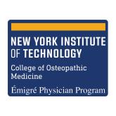 Medium Decal-Emigre Physician Program
