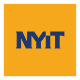 Large Decal-NYIT Logo, 12 inches wide