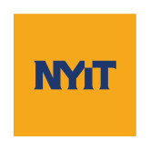 Small Decal-NYIT Logo, 6 inches wide