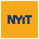 Extra Large Decal-NYIT Logo, 18 inches wide