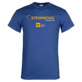 Royal T Shirt-Osteopathic Medicine
