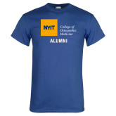Royal T Shirt-Aumni