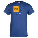 Royal T Shirt-Class of..., Personalized year