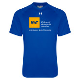 Under Armour Royal Tech Tee-College of Osteopathic Medicine at Arkansas