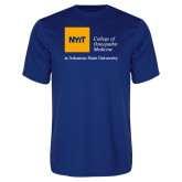 Performance Royal Tee-College of Osteopathic Medicine at Arkansas