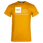 Gold T Shirt-College of Osteopathic Medicine at Arkansas
