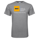Grey T Shirt-College of Osteopathic Medicine at Arkansas