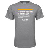 Grey T Shirt-Aumni