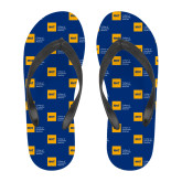 Full Color Flip Flops-NYIT College of Osteopathic Medicine - Horizontal