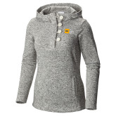 Columbia Ladies Darling Days Sea Salt Pullover-NYIT College of Osteopathic Medicine - Horizontal