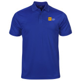 Under Armour Royal Performance Polo-NYIT College of Osteopathic Medicine - Horizontal